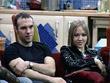 Лена с Крисом